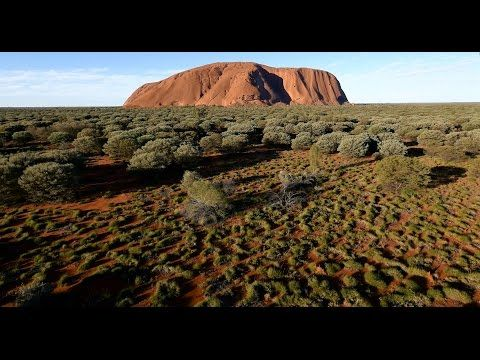 Sacred Indigenous Site Uluru Captured In World-First Drone Clip