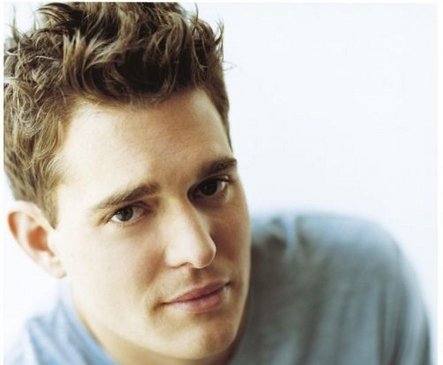 Michael Buble. Oh, there is something about a man who can sing...