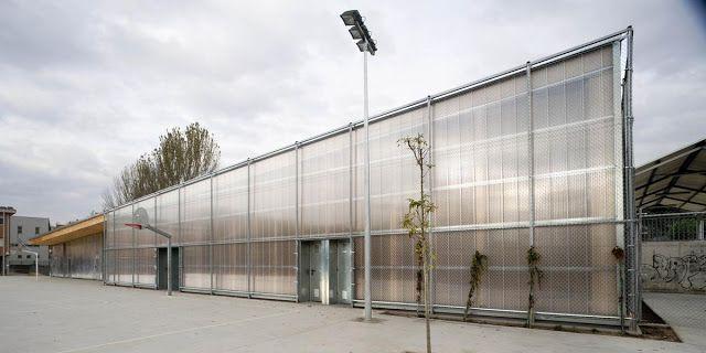 H Arquitectes | Gimnasio 704, Premio Enor Arquitectura Joven 2011 | HIC Arquitectura