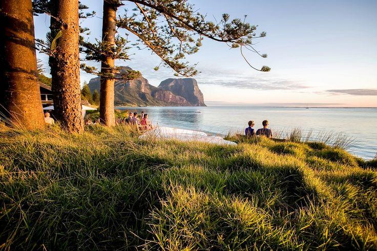 Lord Howe Island - Seven Peaks Walks - Great Walks of Australia - #greatwalksofaustralia #hiking #travel #luxury