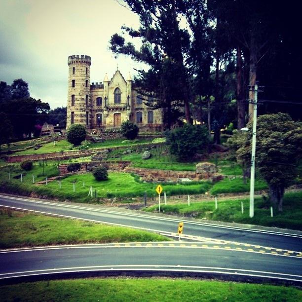 Castillo Marroquín, #Colombia