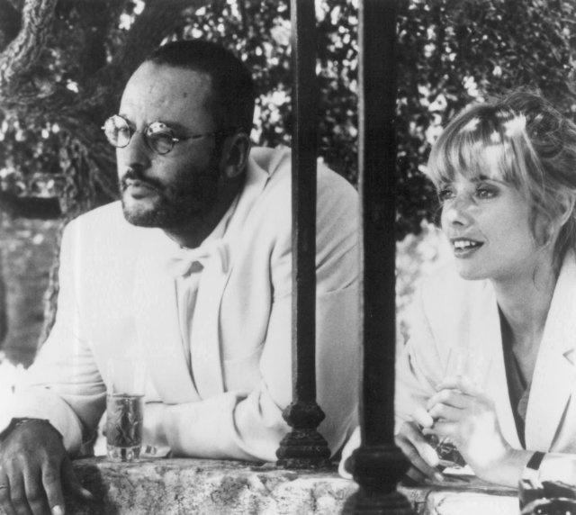 Jean Reno & Rosanna Arquette - The Big Blue