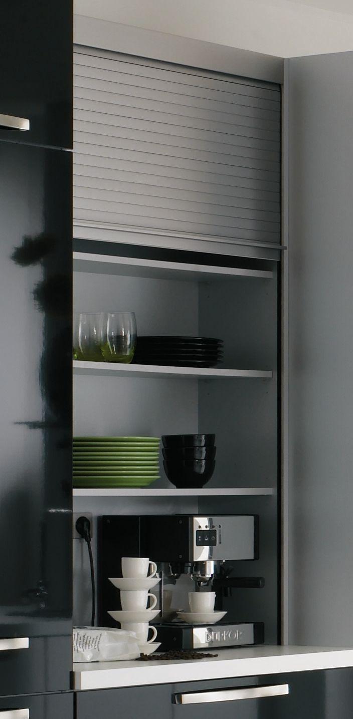 Superkeukens Gouda, Wateringen & Zoeterwoude | Praag zwart wit detail