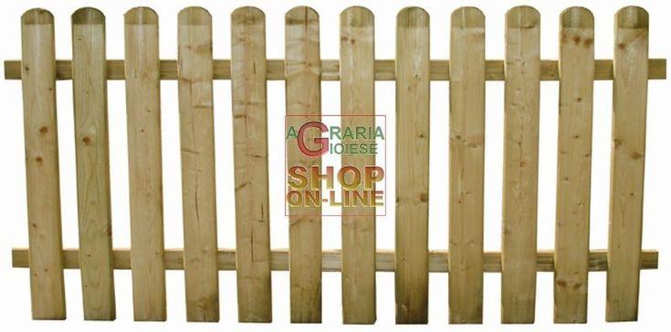RECINZIONE IN LEGNO GIRASOLE A STECCATO CM.180X80H http://www.decariashop.it/home/14030-recinzione-in-legno-girasole-a-steccato-cm180x80h.html