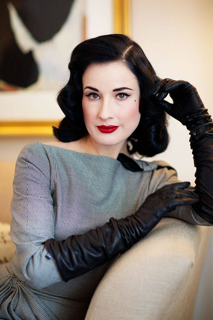 Dita Von Teese on Skin Care - Dita Von Teese Favorite Makeup - Elle