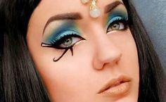 http://maquillajenocheydia.com/maquillaje-egipcio/ ஐ MAQUILLAJE EGIPCIO NOCHE Y DÍAஐ Maquillaje de fantasía para Carnaval y Halloween. Impresionante maquillaje de ojos. Aprende a maquillarte paso a paso y ¡conviértete en Cleopatra o Katy Perry! Un maquillaje artístico fascinante para deslumbrar en una fiesta y sorprender a todos