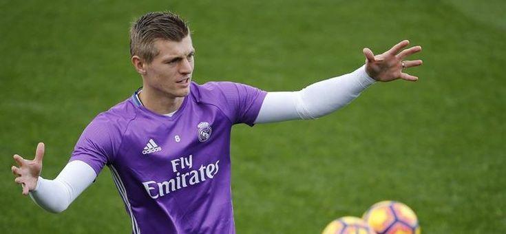 Kroos sufre una fractura en el pie derecho y no jugará ante Atleti y Barça