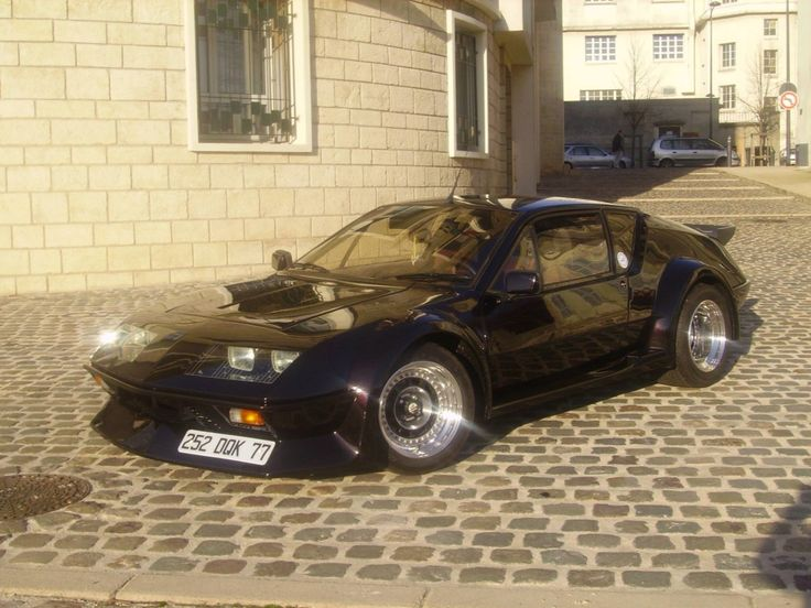 renault alpine a310 pack gt fleischmann renault alpine. Black Bedroom Furniture Sets. Home Design Ideas