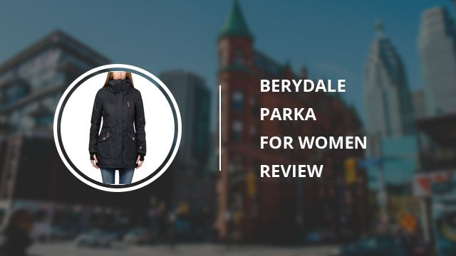 Berydale Winter Parka for Women: Review