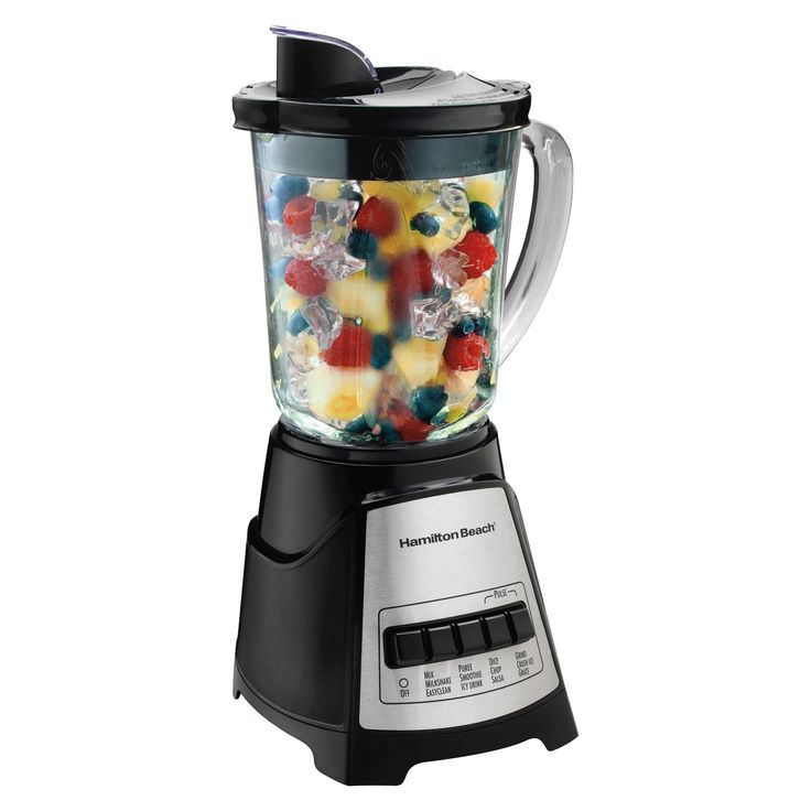 Hamilton BeachPower Elite Blender - 58148                                                                                                                                                                                                                                                                                                                                             Quality and style in one essential kitchen appliance.<br><br>Hamilton Beach Blenders are among the most popular...