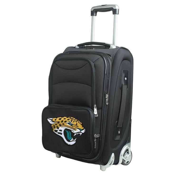 NFL Jacksonville Jaguars Mojo 21 Carry-On Luggage
