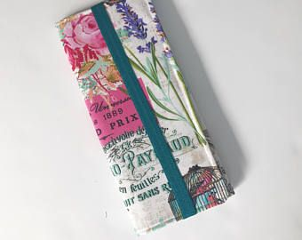 tract holder, jw ministry supply, tri fold, floral tract holder,birds snd flowers tract holder