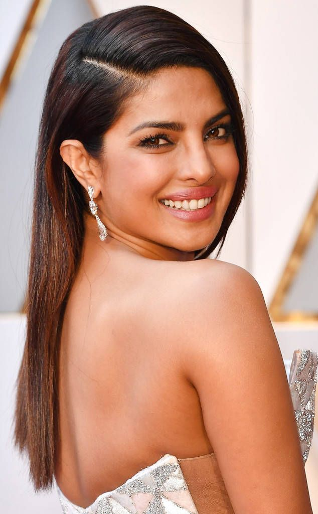 Priyanka Chopra from Oscars 2017: Best Beauty Looks  While usually the Quantico star's lips do the talking, tonight, it was all about her kohl-rimmed eyes.