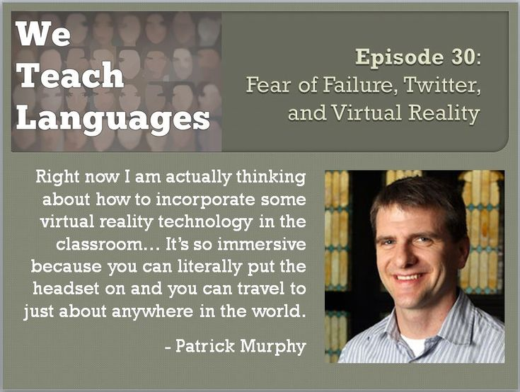 In ep 30, Jose Luis de Ramon Ruiz interviews Patrick Murphy about how his teaching has changed during his nearly 20 year career teaching language courses at the university level. In their conversat…