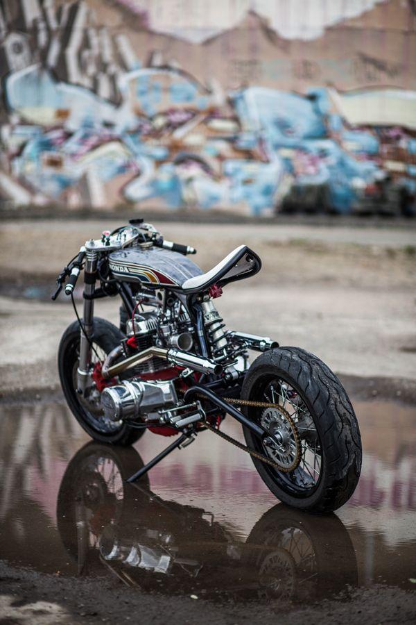 Pipeburn's 2014 Bike of the Year Award - Ed Turner Motorcycles