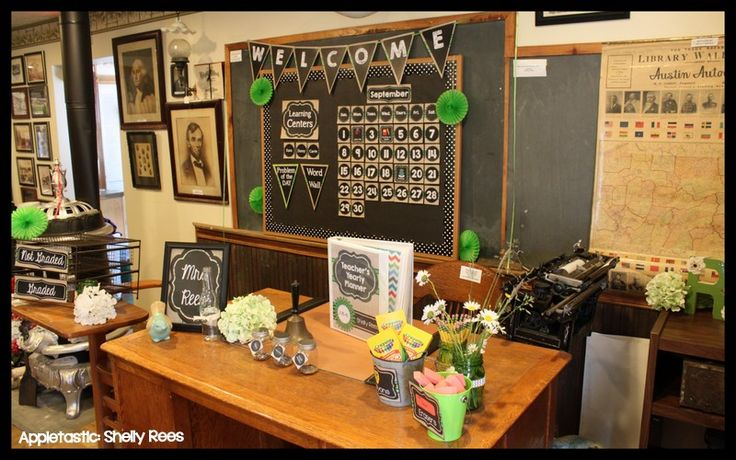 Homey Classroom Decor ~ Best vintage classroom decor ideas on pinterest