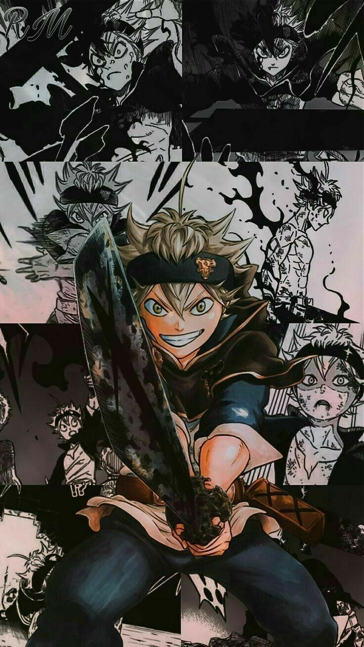 Most Best Anime Wallpaper Iphone Funny Black Clover Black Clover Anime Black Clover Wallpaper Black Clover Funny Black Clover Memes Black Clover Ship Blac In 2020 Black Clover Anime Anime Wallpaper Anime