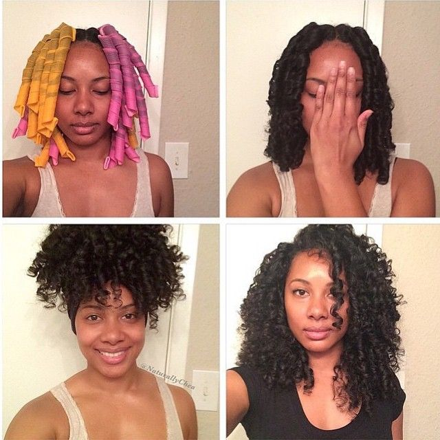 how to do curly hair styles hairspiration the results of naturallychea s 8040
