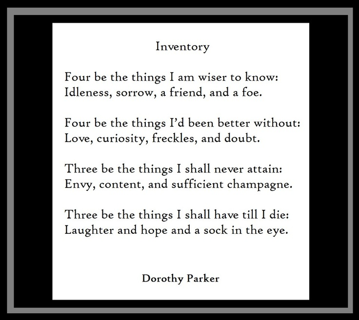 25 best Dorothy Parker images on Pinterest Dorothy parker - dorothy parker resume