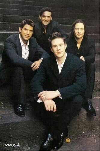 241 best images about il divo on pinterest fantasy - Il divo website ...
