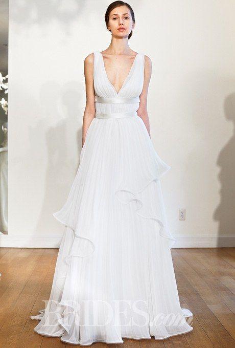 14 best Wedding Dresses images on Pinterest | Wedding frocks ...