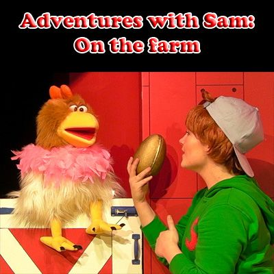 Adventures with Sam is an interactive play for 3-7 year olds.