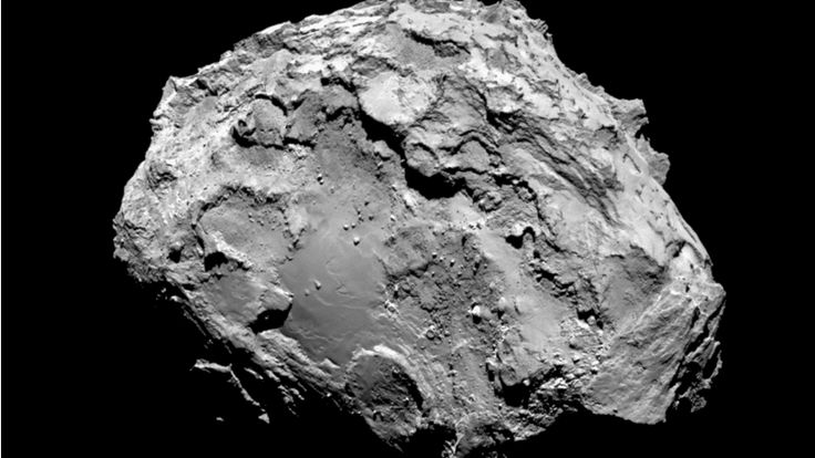 Comet 67P photographs - up close and personal!    7 Amazing Comet Close-Ups From the Rosetta Spacecraft