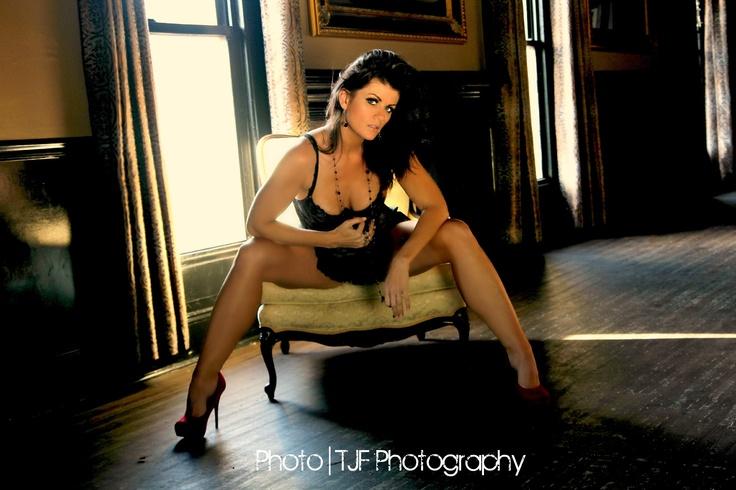 Raw Boudoir TJF Photography - Jenee Michelle