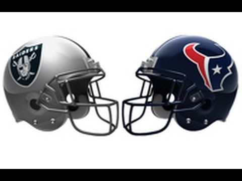 Oakland Raiders Vs Houston Texans [NFL]: Where to watch, Game info, Roster list - http://www.tsmplug.com/nfl/oakland-raiders-vs-houston-texans-nfl-where-to-watch-game-info-roster-list/