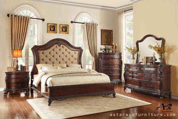 Set Kamar Tidur Kartini Klasik Furniture