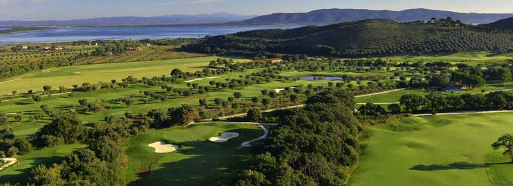Drive an hour and a half from Le Ville di Trevinano (www.lvdi.it) and you will find the stunning 18 hole course of the Argentario Golf Club. Designed by the architect David Mezzanine and the professional golfer Baldovino Dassù, you will need a combination of accuracy and power to master this challenging and beautiful golf course.