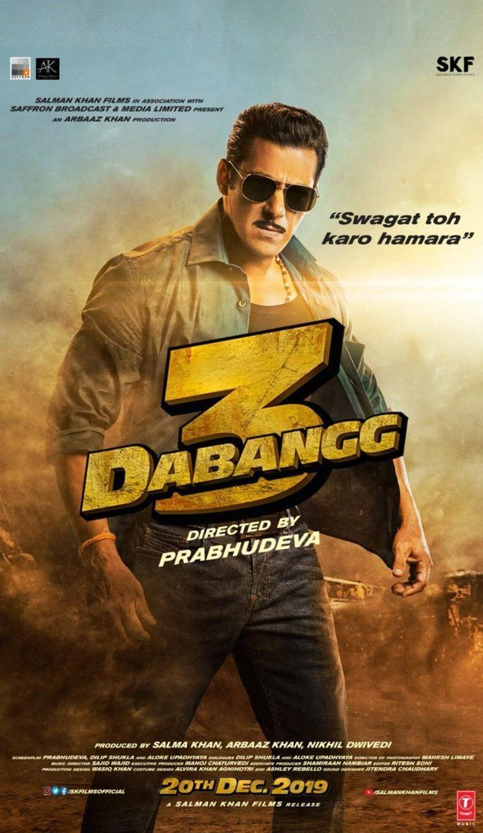 Dabangg 3 2019 Full Movies Free Movies Online Full Movies Download