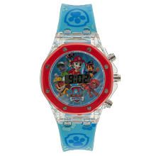 Paw Patrol Flashing Lights LCD Watch