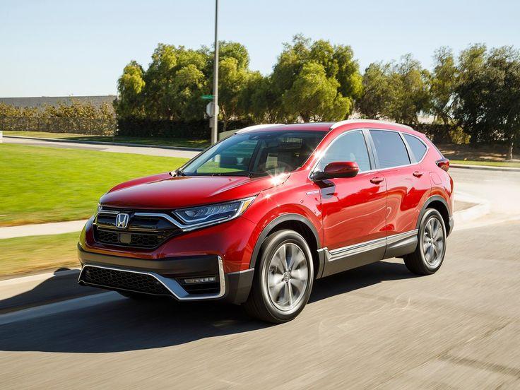 What Will The 2020 Honda Crv Look Like Spy Shoot Check
