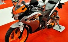 Honda CBR 125R Cool Wallpaper