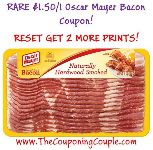 ***$1.50/1 Oscar Mayer Bacon Coupon ~ RESET get 2  MORE PRINTS*** Click the link below to get a DIRECT LINK to the Coupon ► http://www.thecouponingcouple.com/reset-1-501-oscar-mayer-bacon-coupon-get-2-more-prints/  #Coupons #Couponing #CouponCommunity  Visit us at http://www.thecouponingcouple.com for more great posts!