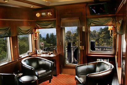 Michelle Castillo investigates the seemingly lost art of rail travel, and discovers a group of enthusiasts who make it possible to travel in style on a train—and for some people it's the only way to travel