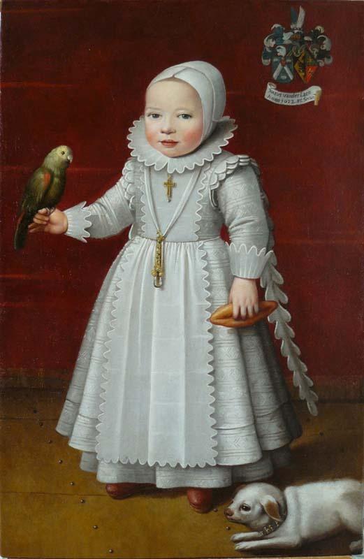 Anonymous, Portrait of Sixtus van der Laen, 1622 - Leeuwarden, Fries Museum