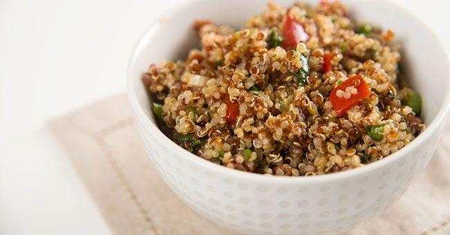 Farina di quinoa: cinque ricette dolci e salate