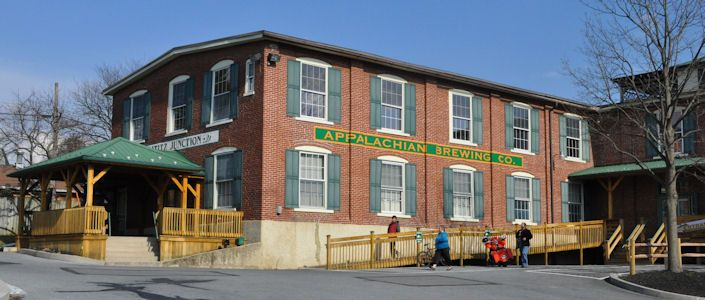 Appalachian Brewing Co. Litiz, PA. Our Town and Country location. #CraftBeer #Litiz #Restaurant