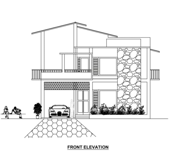 Sthouseplan I Will Design Your Dream House For 750 On Fiverr Com Design Your Dream House Dream House House Plans