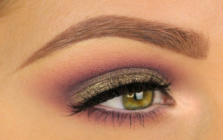 Antique Gold + Purple | Makeup Geek Utopia