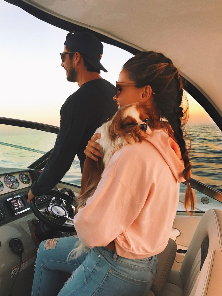 Beautiful Photo. Cavvie's just love being with their Humans. xoxo.