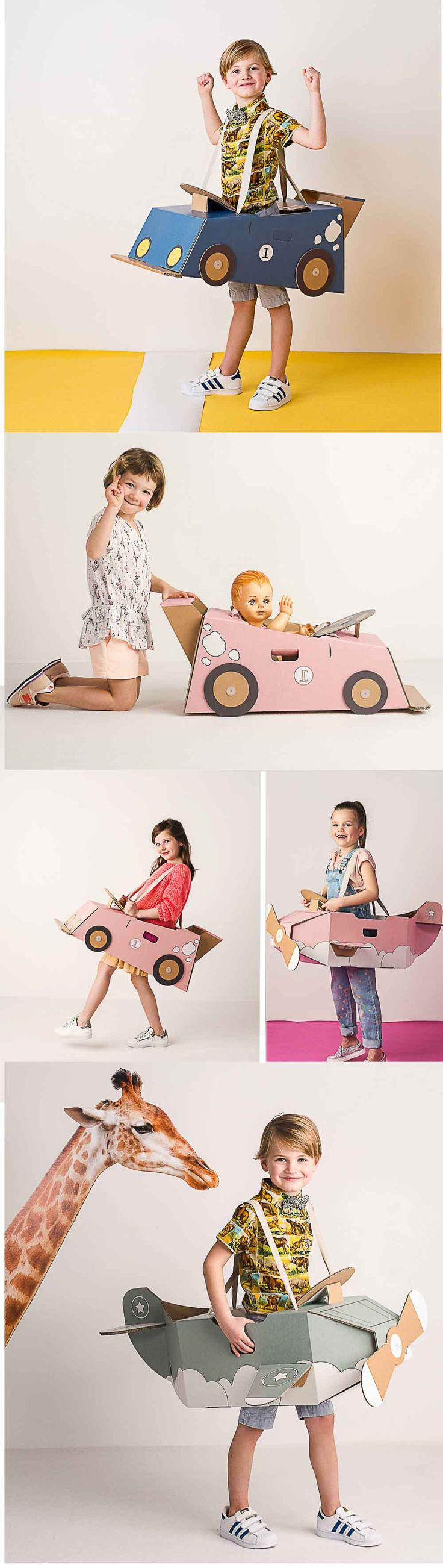 coche de cartón #juguetedecarton #juguetesparaniños #juguetesdecartón #juguete #cartón #disfrazdecoche #disfraz