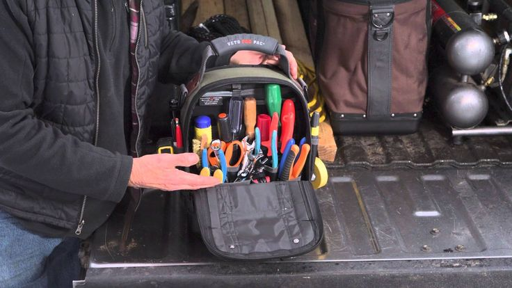 What is the best HVAC tool bag on the market in 2017? That's what we will delve in to today.    Whether you're an HVAC technician, electrician, plumber or other professional that needs tools while out on