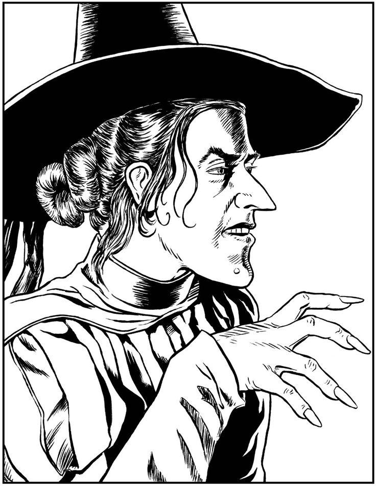 Asombroso Wizard Of Oz Hoja Para Colorear Bosquejo - Dibujos Para ...