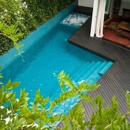 Small Lap Pool Designs pool design private residential lap pool design with ceramic side flooring and smar landscape utilization Small Swimming Pools Design Pictures Remodel Decor And Ideas