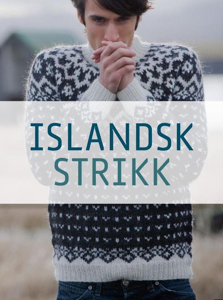 #ClippedOnIssuu from Islandsk strikk