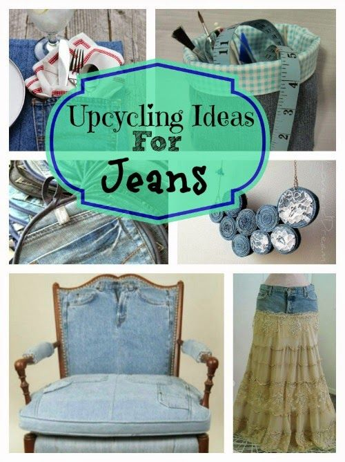17 best images about just jeans on pinterest jean bag Upcycling for beginners