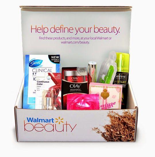 Two Chix Beauty Fix: Walmart Beauty Box $5 Shipped!